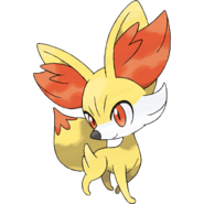 Fennekin - Pokémon X and Y