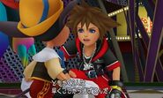 Kingdom Hearts 3D screenshot 53