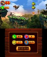 Donkey Kong Country Returns 3D screenshot 6