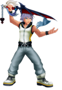 Riku Battle (Kingdom Hearts 3D)