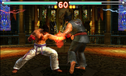 Tekken 3D Prime Edition screenshot 1
