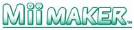 Mii Maker logo