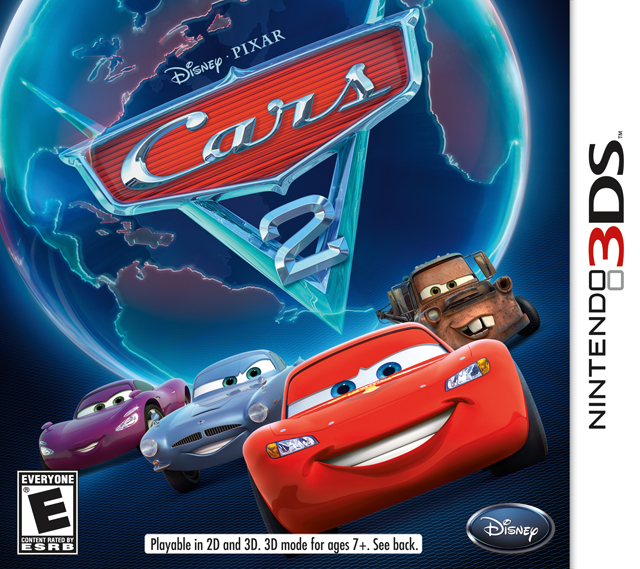 Cars 2 The Video Game Nintendo 3ds Wiki Fandom