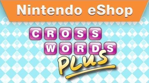 Crosswords Plus - Trailer