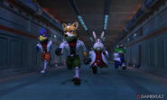 Star Fox 64 3D screenshot 6