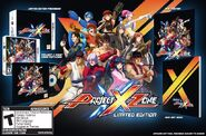 Project X Zone - NA limited edition
