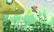 Yoshi's Island screenshot 1