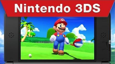 Mario Golf World Tour - Nintendo Direct 2.13.14 Teaser Trailer