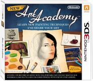 New Art Academy box art