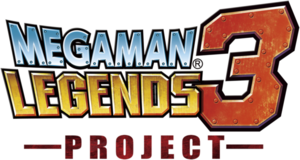 Mega Man Legends 3 Project logo