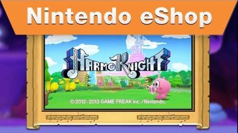 HarmoKnight - Nintendo Direct 2.14 Trailer