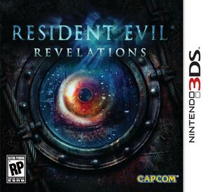 Resident Evil Revelations box art