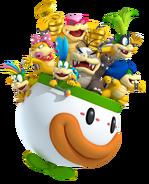 Koopalings (New Super Mario Bros. 2)