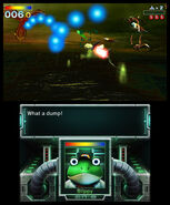 Star Fox 64 3D screenshot 26