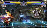 BlazBlue Continuum Shift II screenshot 3