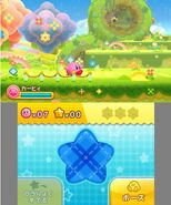 Kirby Triple Deluxe screenshot 10