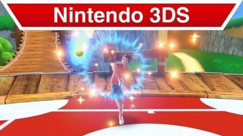 Mario Tennis Open - TV Commercial