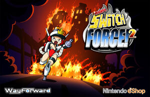Mighty Switch Force! 2