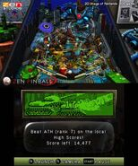 Zen Pinball 3D screenshot 1