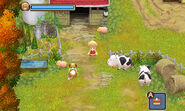 Harvest Moon- The Tale of Two Towns screenshot 3