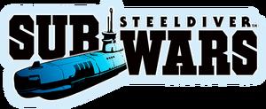 Steel Diver Sub Wars logo