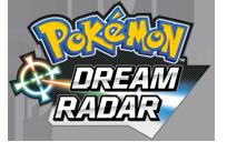Pokemon Dream Radar logo