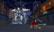 Kingdom Hearts 3D screenshot 3