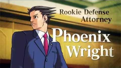 Phoenix Wright Ace Attorney Trilogy - Announcement Trailer