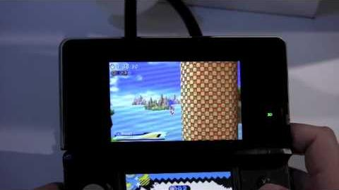Sonic Generations - Modern Sonic E3 2011 Gameplay