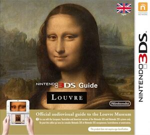 Nintendo 3DS Guide Louvre box art
