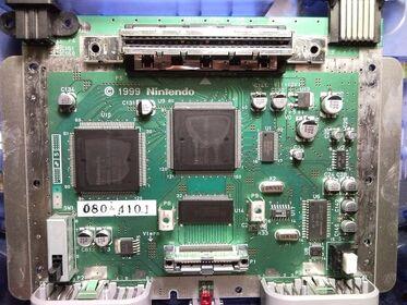 NUS-CPU-08-1 Front