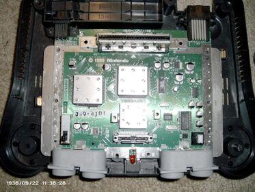 NUS-CPU-08 Front