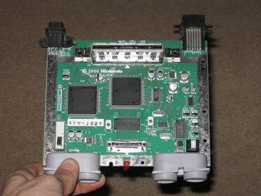 NUS-CPU-09 Front