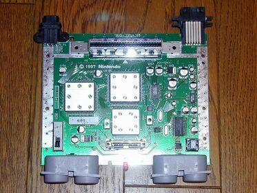 NUS-CPU-05 Front