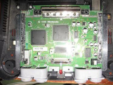 NUS-CPU-07 Front