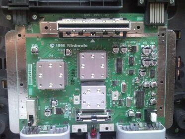 NUS-CPU-02 Front