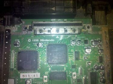 NUS-CPU-06 Front