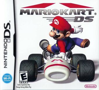Mario Kart Ds Nintendo Ds Wiki Fandom
