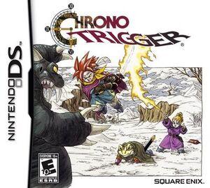 Chrono Trigger DS NA cover
