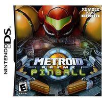 Metroid Prime Pinball Boxart