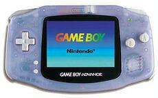 Gameboy-glacier