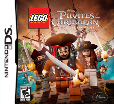 Lego Pirates of Caribbean The Video Game