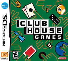 ClubhouseGames