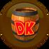 Donkey Kong SC Button