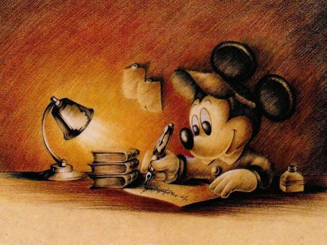 File:Disney-mickey-mouse-is-writing-in-painting-wallpapers-2010.jpg