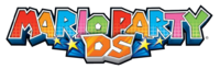 Mario Party DS Logo