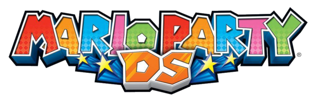 File:Mario Party DS Logo.png