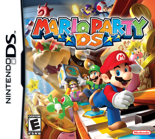 File:Mario Party DS - North American Boxart.png