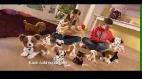 Nintendogs Commercial