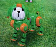 GreenOrangeRobopup